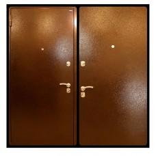 Дверь метал. 2k-УК Steel2-100 мет/мет 2050*960L
